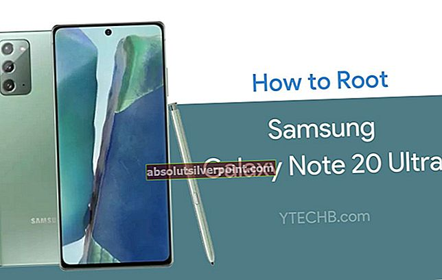 Jak rootovat Samsung Galaxy Note 9