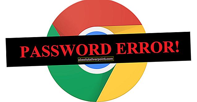 Oprava: Aktualizace Chrome jsou deaktivovány vaším administrátorem