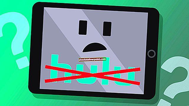 Fix: Hulu fungerer ikke på Chrome