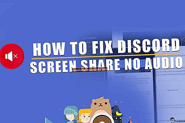 Fix: Discord Screen Share Black Screen