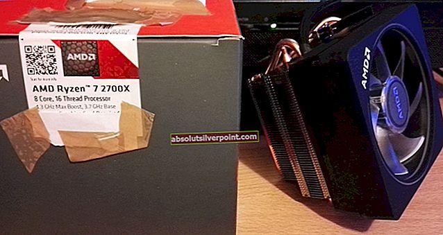 AMD Ryzen 7 2700 εναντίον Ryzen 7 2700X