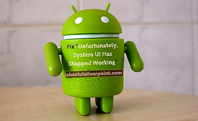 Fix: System UI er stoppet med at fungere