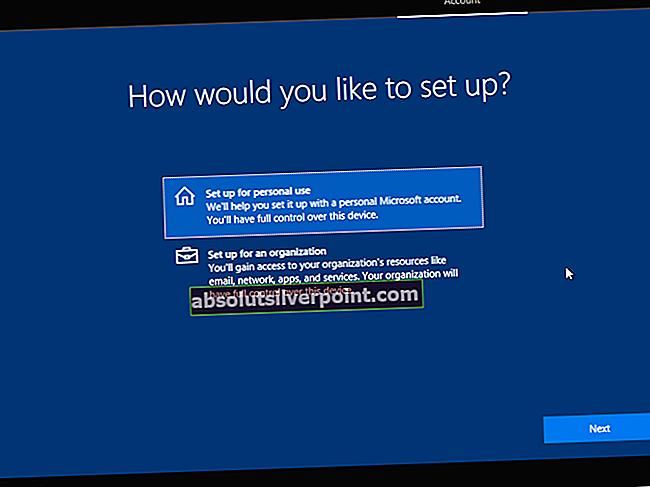 Fix: Fjern startadgangskode i Windows 7/8 og 10